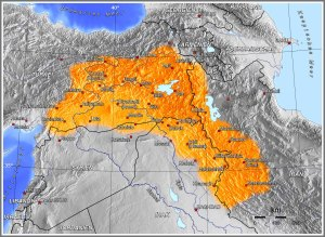 Map-of-Kurdistan