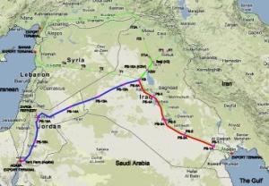 Basra-Aqaba-pipeline
