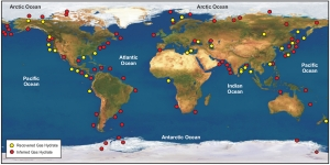 MethaneHydrates_Global_Map
