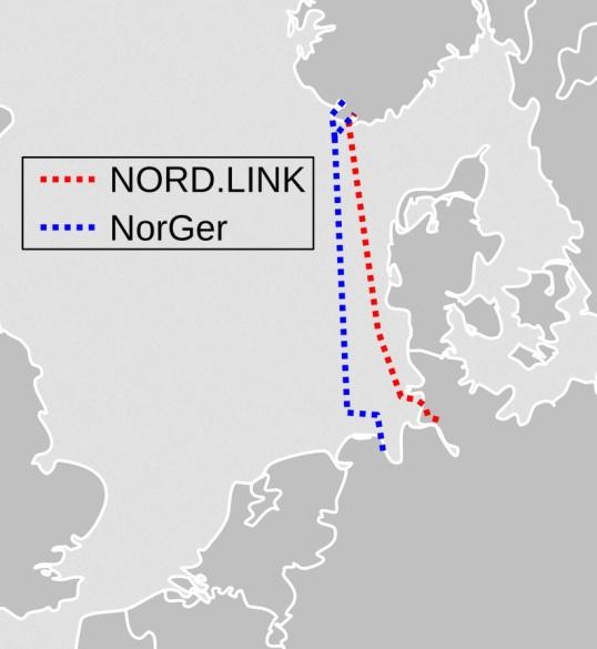 nordlink-norger