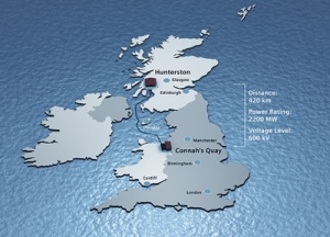 Siemens to increase power transmission capacity between England