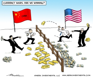 China vs US currency war