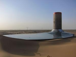 solar-tower-mongolia