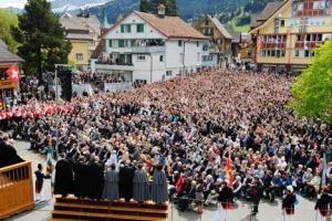 Landsgemeide-in-Appenzell