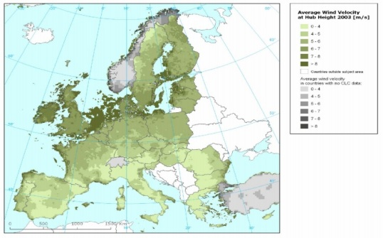 europe-wind-potential