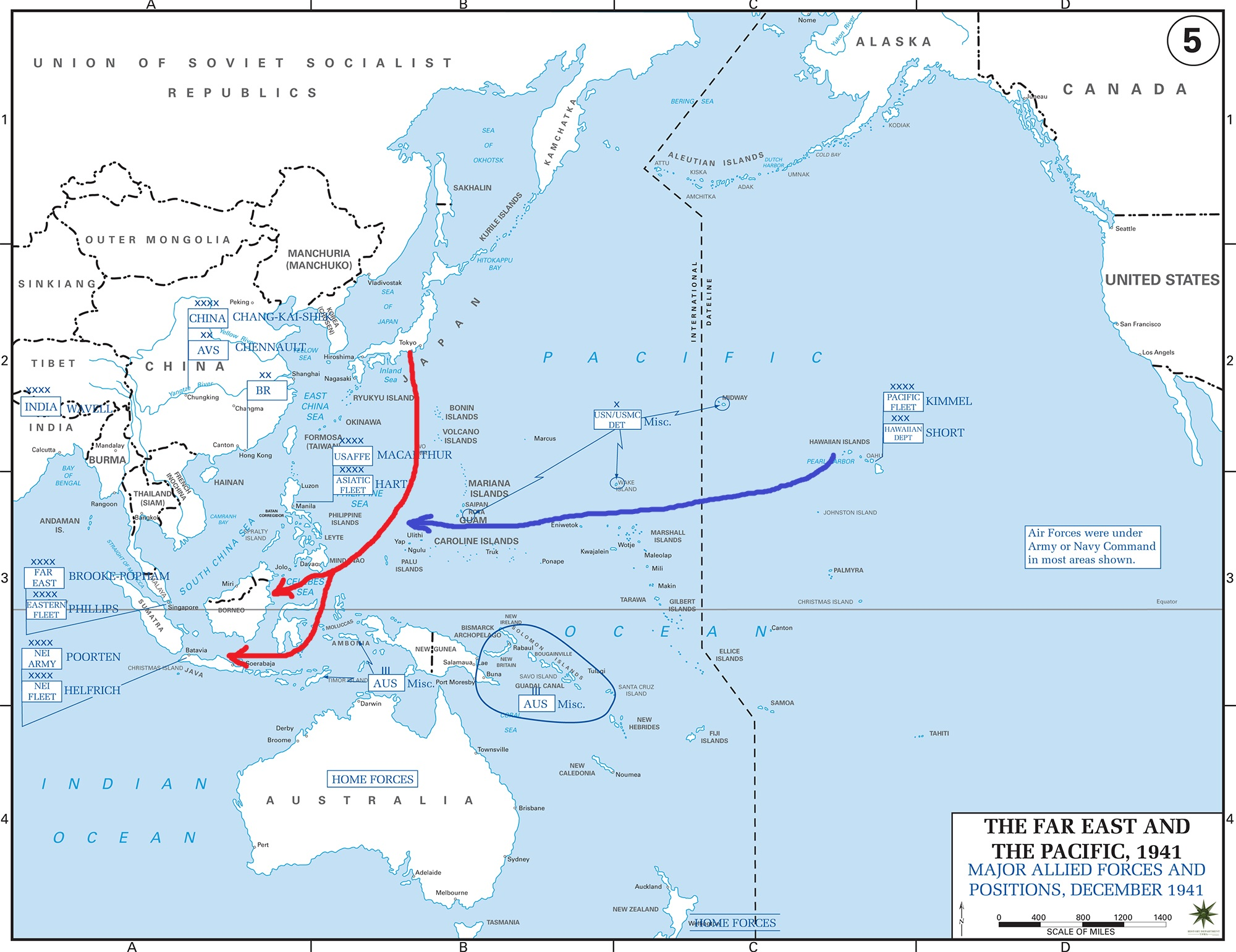 an analysis of the japanese attack of pearl harbor The attack on pearl harbor failed to sight or destroy any of the  at the time of the  japanese attack, the us was.