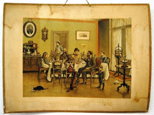 1890-family dinner