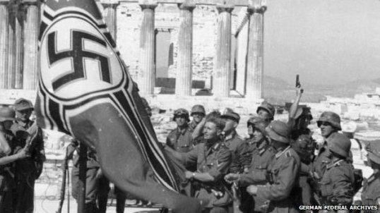 athens-german-occupation