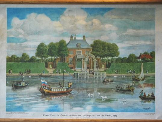 czar-peter-the-great-visit-1717