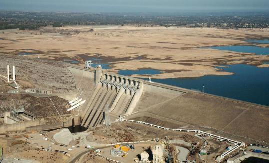 folsom-lake-drought-january