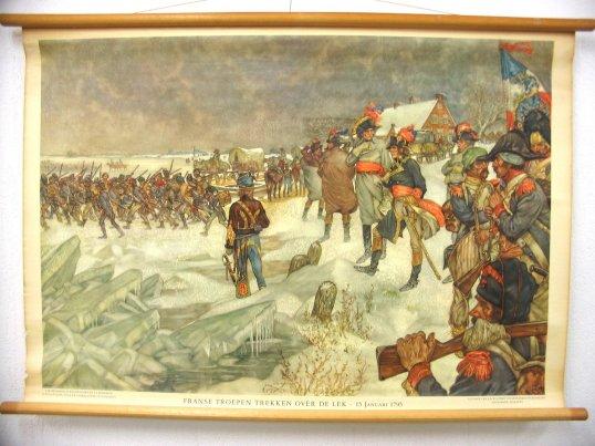Franse troepen-1795