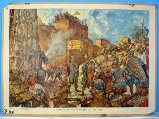 Kruisvaarders-voor-Jeruzalem-1099