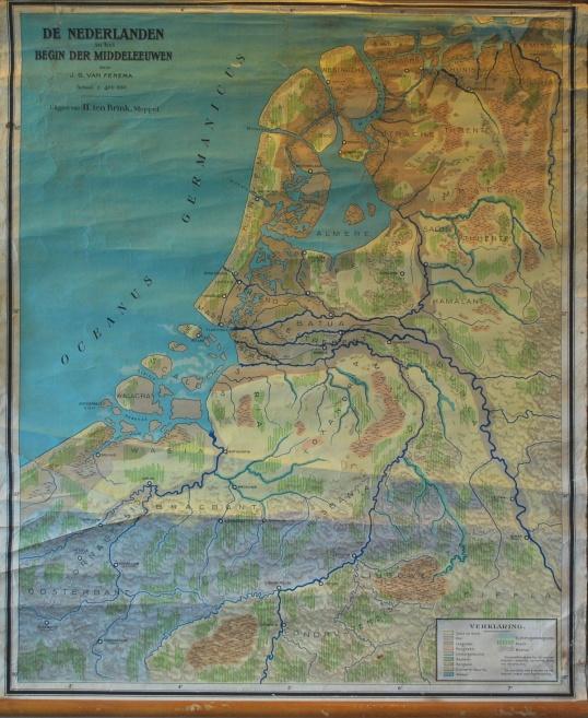 netherlands-begin-middle-ages
