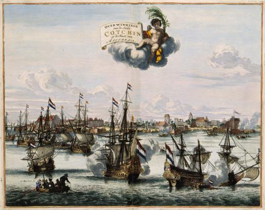 Overwinningh_van_de_Stadt_Cotchin_op_de_Kust_van_Mallabaer_-_Victory_over_Kochi_on_the_coast_of_Malabar