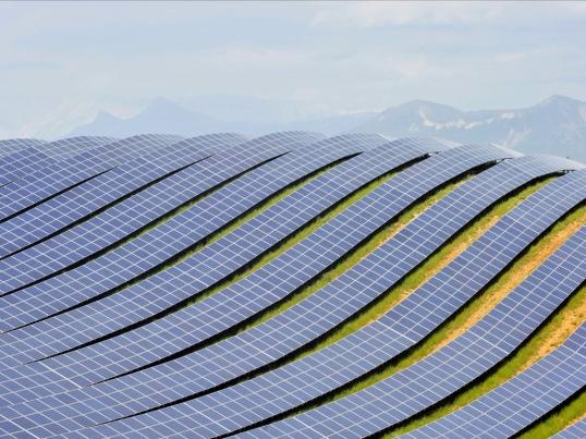 Les-Mees-solar-farm