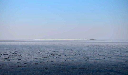 Vom Strand aus gesehen