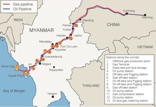 china-pipelines