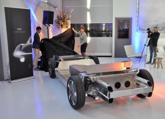 Lightyear Solar One Goes In Production Deepresource